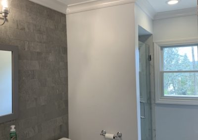 Bathroom Renovation (Before & After)